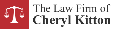 The Law Firm of Cheryl Kitton Header Logo